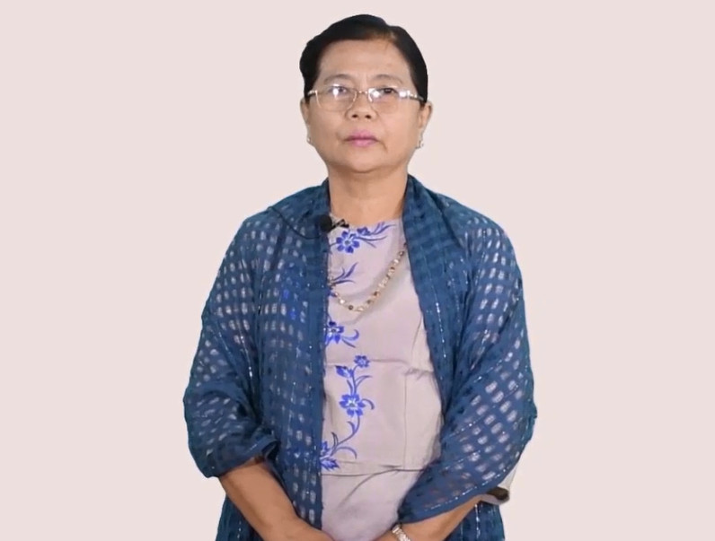 Dr. Khin Nyo