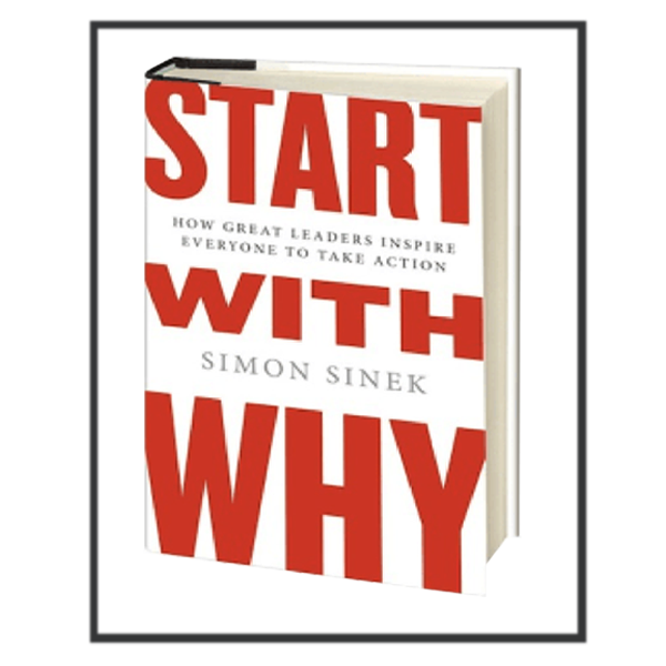 Start with 'WHY'
